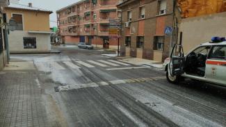 Nieve 8 enero_Protección Civil