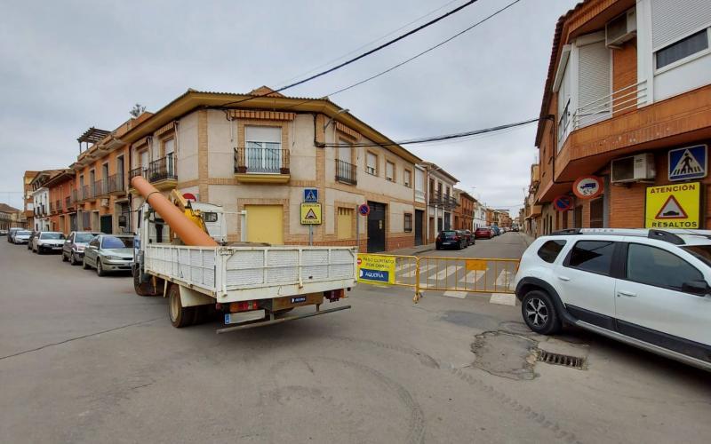 Calle Miguel Ángel