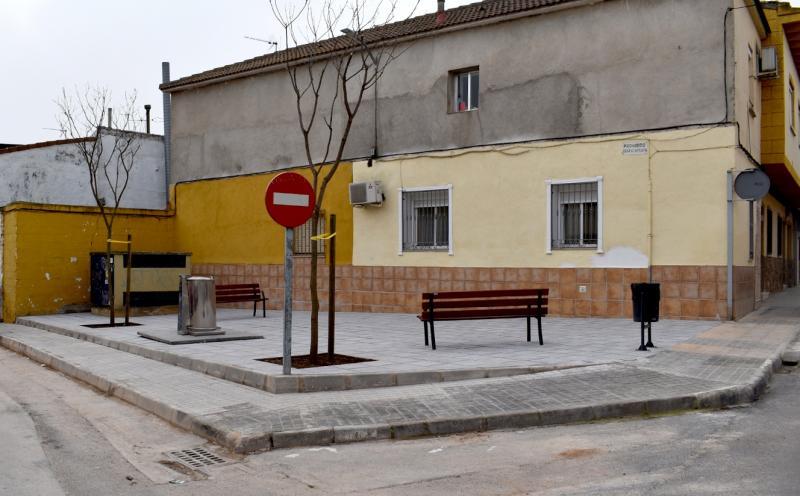plaza terrero
