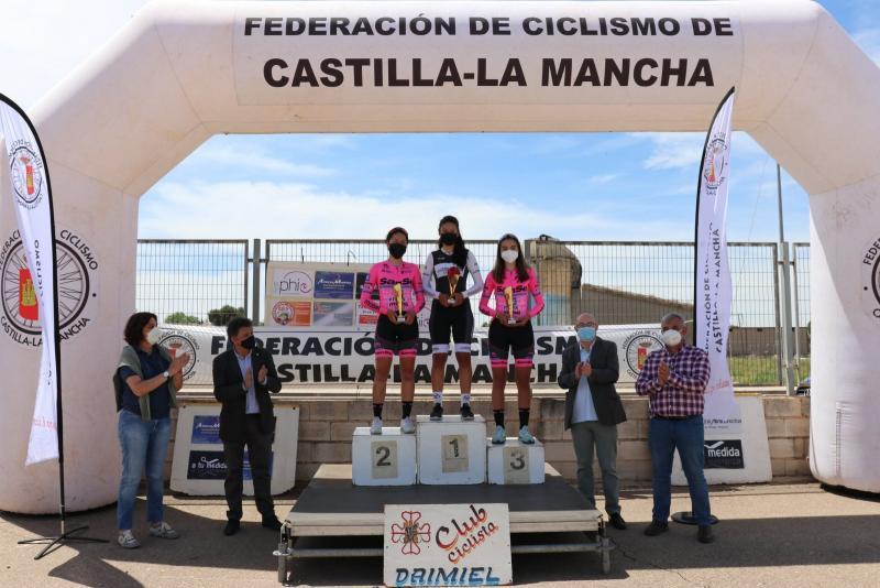 Liga de Ciclismo en Pista
