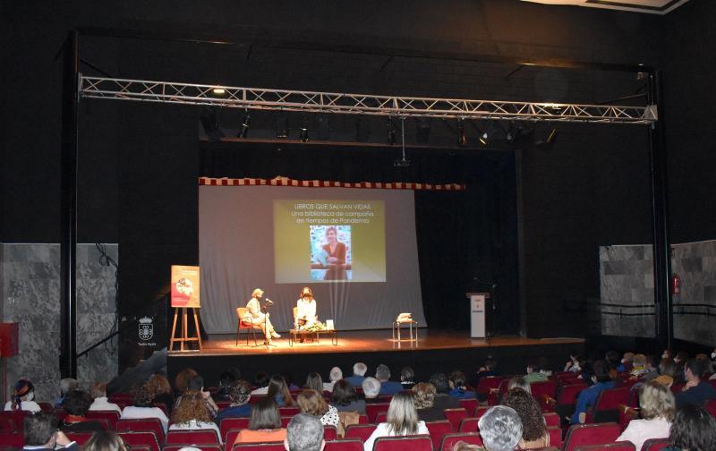 Presentación 'Libros que salvan vidas'