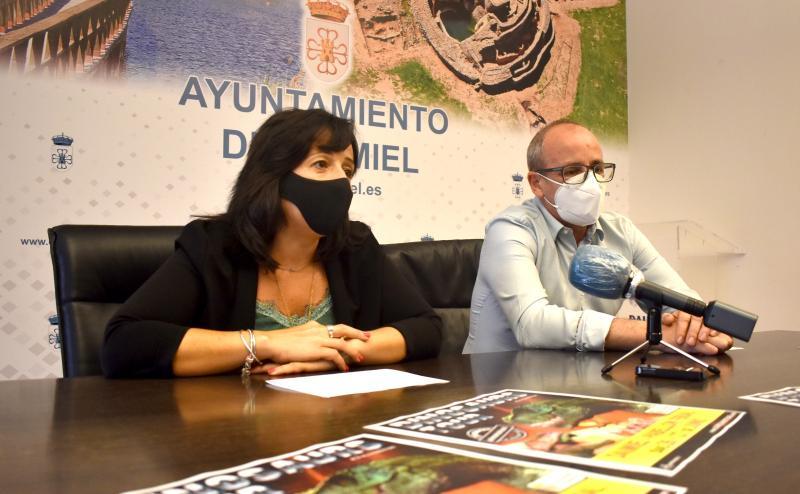 Alicia Loro y César Romero